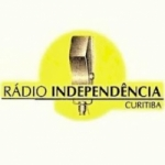Logo da emissora Rádio Independência do Paraná