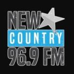 Logo da emissora Radio New Country 96.9 FM
