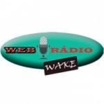 Logo da emissora Rádio Wake Gospel