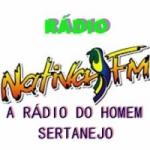 Logo da emissora Rádio Nativa 93.1 FM