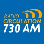 Logo da emissora Radio CKAC Circulation 730 AM
