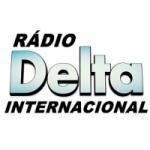 Logo da emissora Rádio Delta Internacional