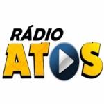 Logo da emissora Rádio Atos