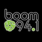 Logo da emissora Radio Boom 94.1 FM