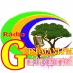 Logo da emissora Getsemani FM
