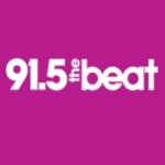 Logo da emissora Radio CKBT The Beat 91.5 FM