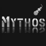 Logo da emissora Radio Mythos 90.6 FM