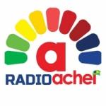 Logo da emissora Rádio Achei