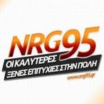 Logo da emissora Radio NRG 95 FM