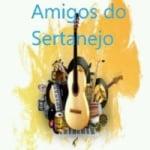 Logo da emissora Radio Amigos do Sertanejo