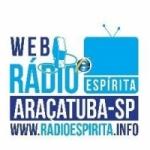 Logo da emissora Rádio Espírita Araçatuba