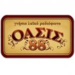 Logo da emissora Radio Oasis 88.0 FM