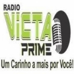 Logo da emissora Rádio Victa Prime