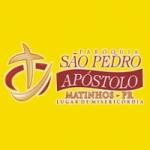 Logo da emissora Web Rádio São Pedro Matinhos