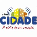 Logo da emissora Rádio Cidade 107.5