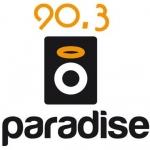 Logo da emissora Radio Paradise 90.3 FM