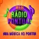 Logo da emissora Web Rádio Pontual