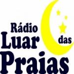 Logo da emissora Rádio Luar das Praias