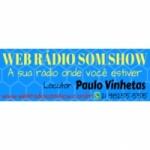 Logo da emissora Web Rádio Som Show