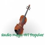 Logo da emissora Radio Mega-HiT Popular