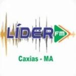 Logo da emissora Rádio Líder Caxias FM