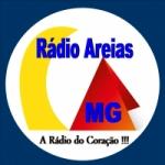 Logo da emissora Rádio Areias MG