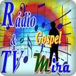Logo da emissora Rádio Gospelmira