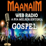 Logo da emissora Maanaim Web Rádio