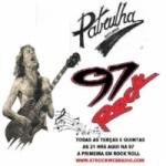 Logo da emissora 97 Rock Web Rádio
