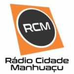 Logo da emissora Rádio Cidade Manhuaçu