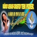 Logo da emissora Rádio Jesus Cristo Tem Poder