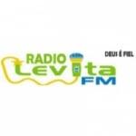 Logo da emissora Rádio Levita FM