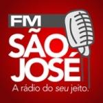 Logo da emissora FM São José