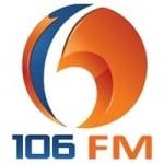Logo da emissora Rádio 106 FM