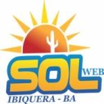 Logo da emissora Sol FM de Ibiquera