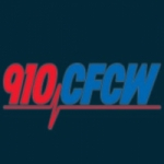 Logo da emissora Radio CFCW 910 AM