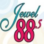 Logo da emissora Radio CKDX The Jewel 88.5 FM