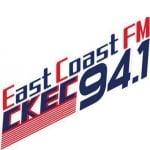 Logo da emissora Radio CKEC East Coast 94.1 FM