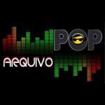Logo da emissora Rádio Arquivo Pop