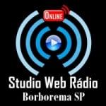 Logo da emissora Studio Web Rádio