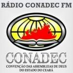 Logo da emissora Rádio Conadec FM