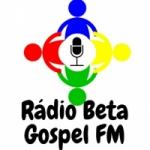 Logo da emissora Rádio Beta Gospel FM