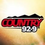 Logo da emissora Radio CKJN Country 92.9 FM