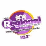 Logo da emissora Rádio Regional 90.3 FM