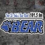 Logo da emissora Radio CKNL The Bear 101.5 FM