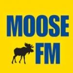 Logo da emissora Radio CKNR Moose 94.1 FM