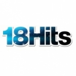Logo da emissora 18 Hits FM