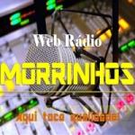 Logo da emissora Web Rádio Morrinhos
