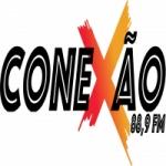 Logo da emissora Conexão X