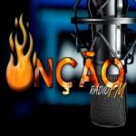 Logo da emissora Rádio Unção FM